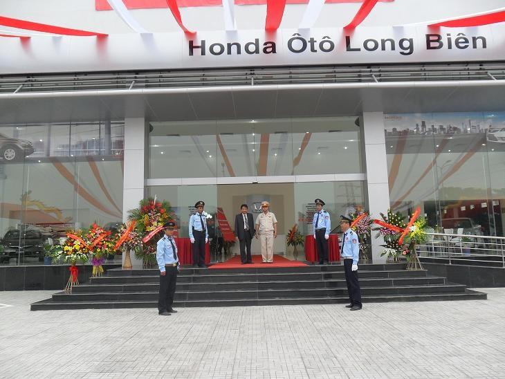 Cửa hàng Honda tại Hà Nội -Honda Ô tô Long Biên