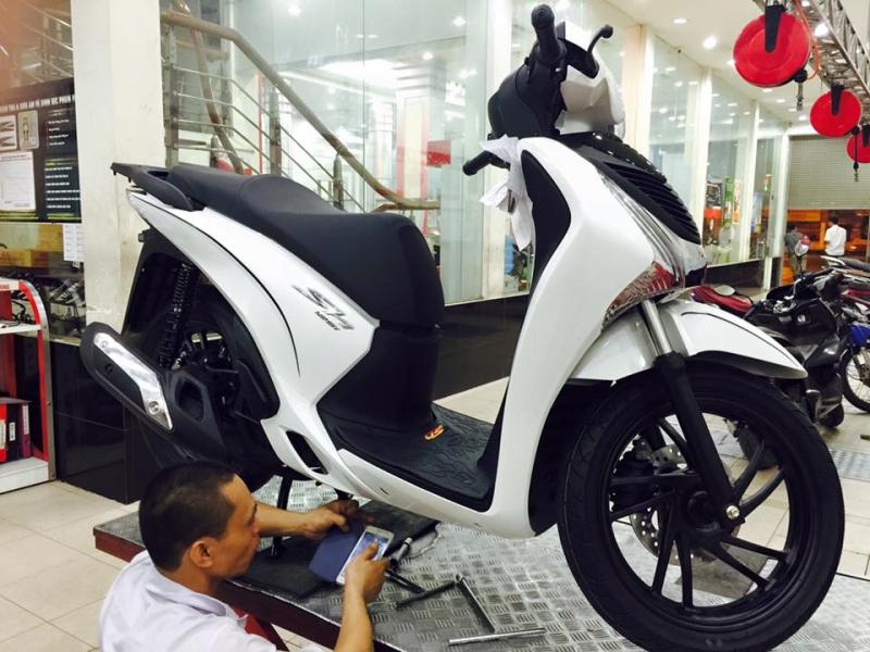 Cửa hàng Honda tại Hà Nội -Honda Motor Nguyễn Trãi