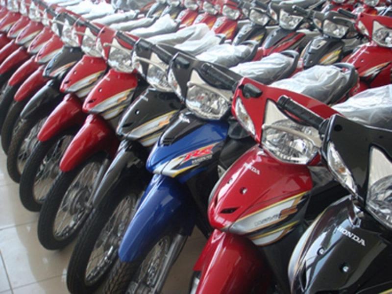Cửa hàng mua bán xe máy cũ Hà Nội -Cửa hàng Ngọc Tuấn
