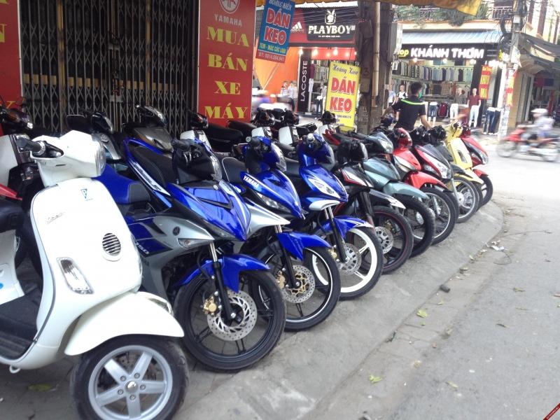 Cửa hàng mua bán xe máy cũ tại Nha Trang -TINÔ shop