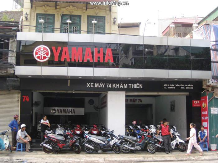 Danh Sách 26 Cửa Hàng Ủy Quyền Yamaha Chính Hãng Tại Hà Nội