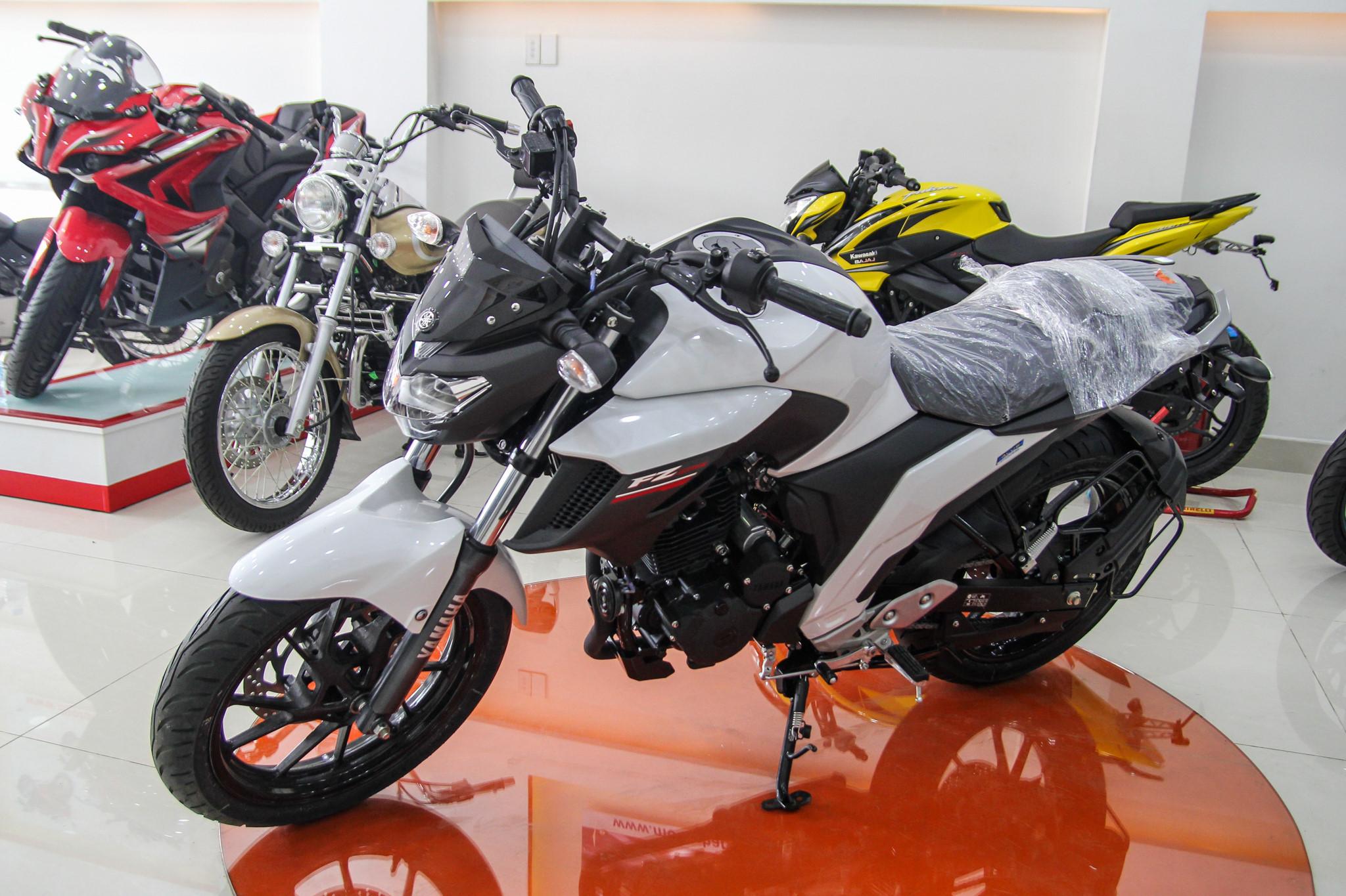 Xe Mô Tô Dưới 100 Triệu Đồng -Yamaha FZ25 2017