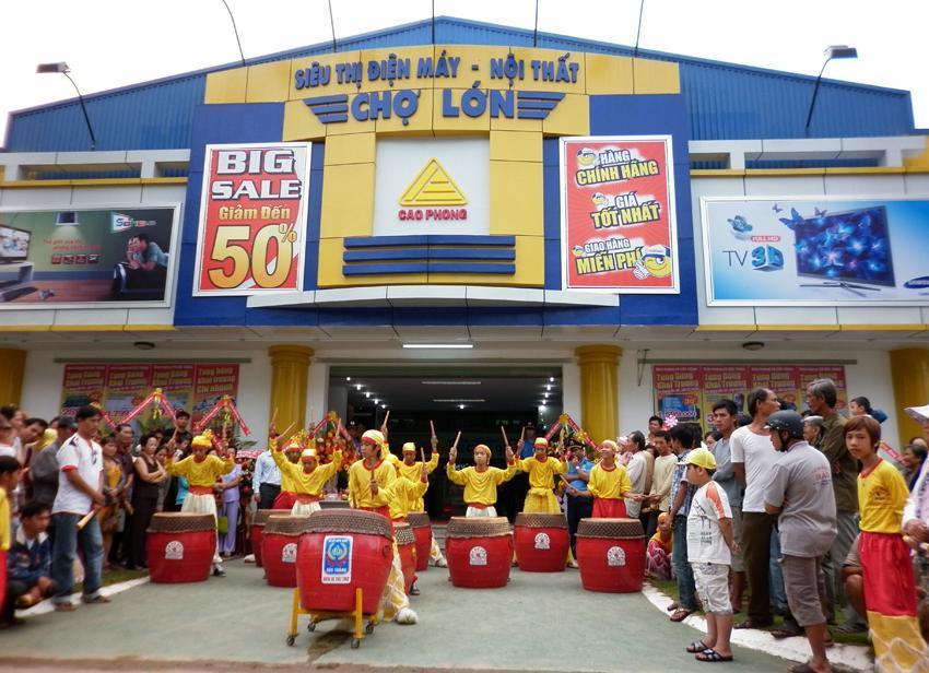 Siêu thị điện máy tại Đà Nẵng - Điện Máy Chợ Lớn