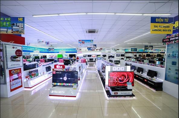 Siêu thị điện máy tại Đà Nẵng - Đức Lâm