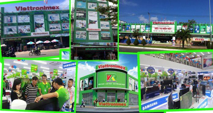 Siêu thị điện máy tại Đà Nẵng - Viettronimex