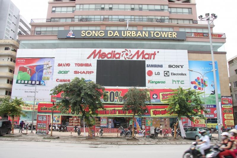 Siêu thị điện máy tại Hà Nội - Media Mart