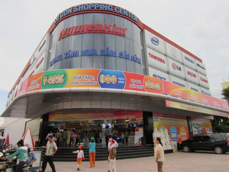 Siêu thị điện máy tại Hà Nội - Nguyễn Kim
