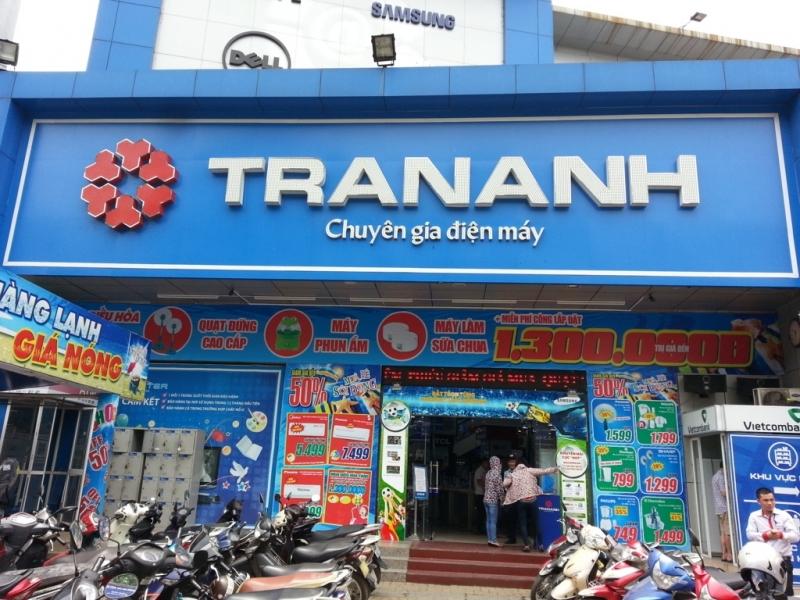 Siêu thị điện máy tại Hà Nội - Trần Anh