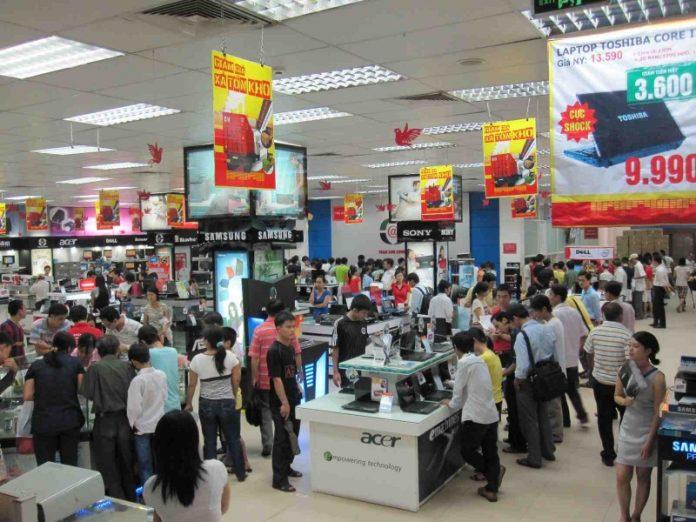 Siêu thị điện máy lớn tại Hồ Chí Minh -Đệ Nhất Phan Khang