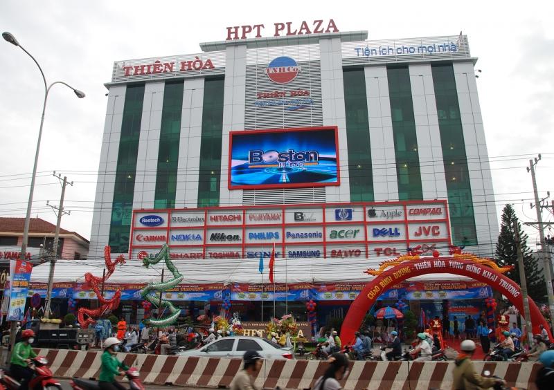 Siêu thị điện máy lớn tại Hồ Chí Minh - Điện Máy Thiên Hòa