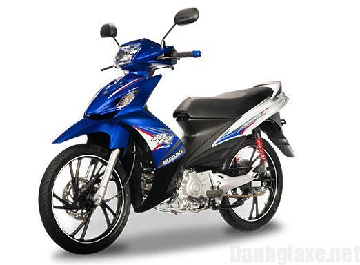Xe côn tay giá dưới 40 triệu -Suzuki Axelo 125