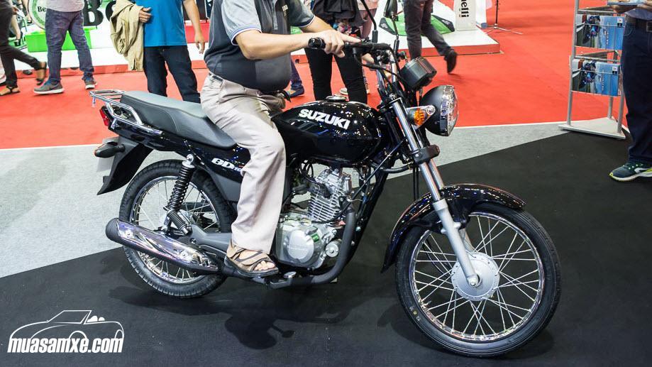 Xe côn tay giá dưới 40 triệu -Suzuki GD110