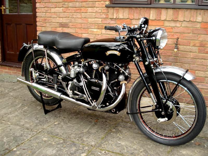 Xe máy đắt nhất thế giới mọi thời đại -The Legendary British Classic