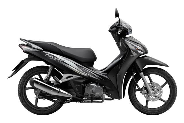 Xe máy tiết kiệm xăng - Honda Future 125 Fi