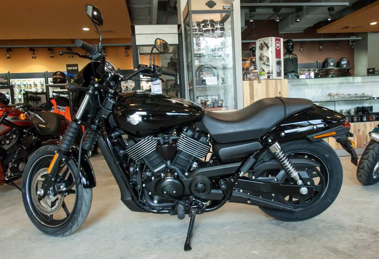 Xe Mô Tô Giá Dưới 300 Triệu -Harley Davidson Street 750