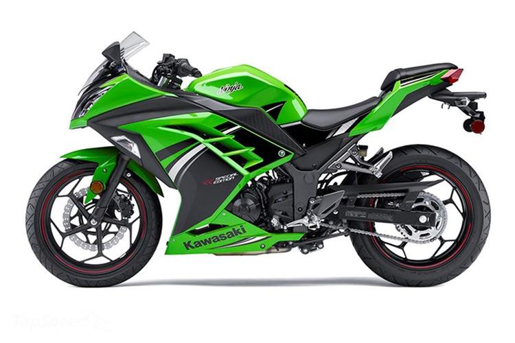 Xe Mô Tô Giá Dưới 300 Triệu -Kawasaki Ninja 300