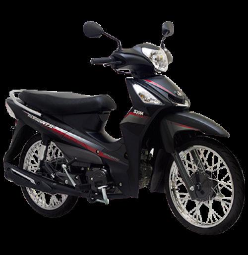 Xe số dưới 20 triệu -Elegant II 100 Sport 100 giá bán 15,19 triệu VNĐ