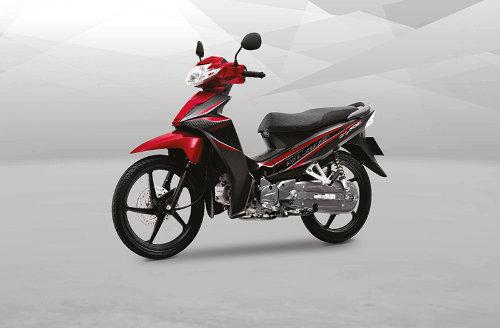 Xe số dưới 20 triệu -Honda Blade 110 (phanh đĩa)