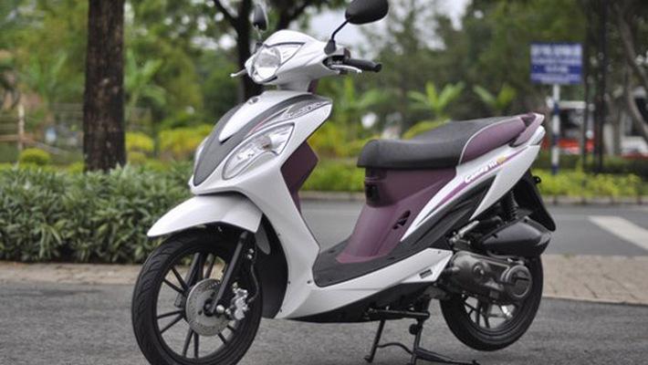 Xe tay ga cho nữ dưới 20 triệu - Kymco Candy HI 110cc
