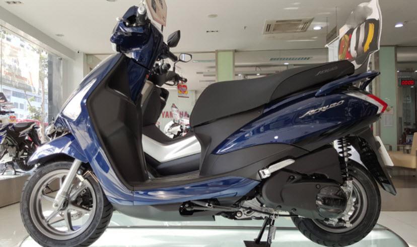 Xe Tay Ga Cho Nữ Dưới 30 Triệu - Yamaha Acruzo 2018