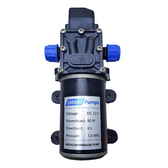 Máy bơm nini 12v tphcm -12V Smartpumps (80W)