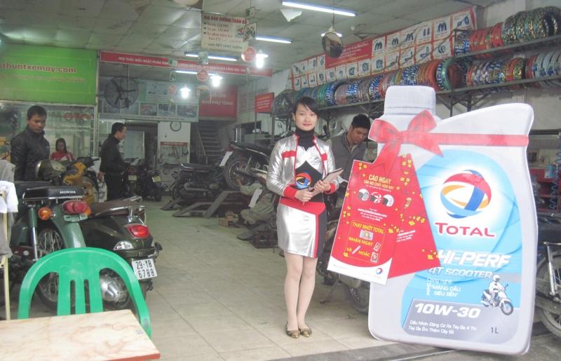 Cửa hàng phụ tùng xe máy Hà Nội -MotoTech