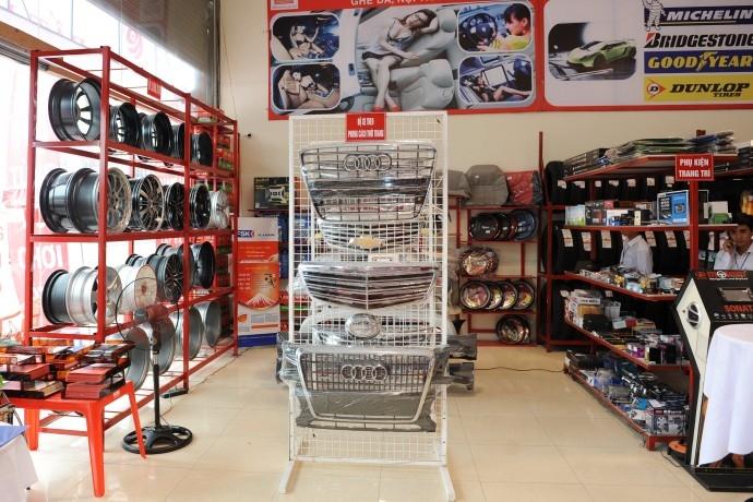 Mua bán phụ tùng xe máy tại Hải Phòng - Cửa hàng Huỳnh Thu