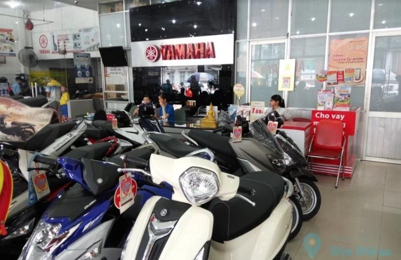Mua bán phụ tùng xe máy tại Hải Phòng -Yamaha Town Duy Khánh