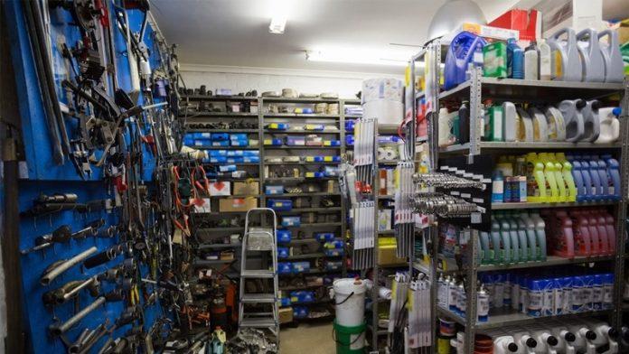 Địa chỉ mua bán phụ tùng xe máy Tp. Hồ Chí Minh -Phụ Tùng Chính Hiệu - Thiên Nhẫn
