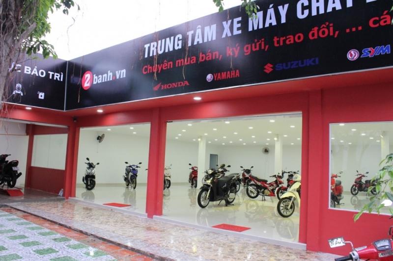 Địa chỉ mua bán phụ tùng xe máy Tp. Hồ Chí Minh -Trung tâm xe máy 2banh.vn