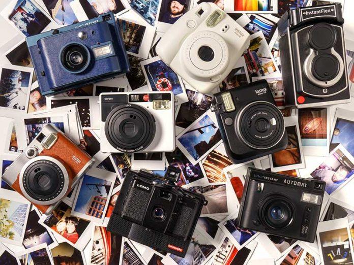 Top 10 máy ảnh chụp lấy liền giá rẻ 2018