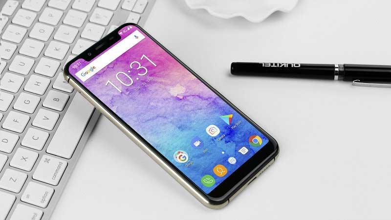 Điện Thoại Android Sở Hữu Tai Thỏ