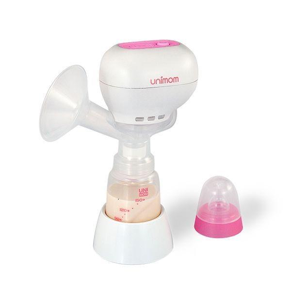 Máy hút sữa tốt nhất -Máy hút sữa điện đơn Kpop Unimom UM871098 (Trắng)