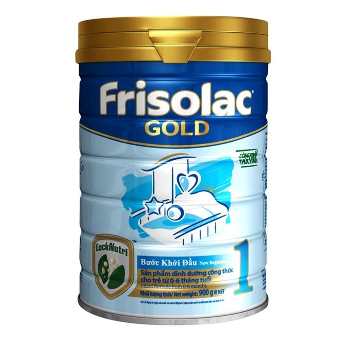 Sữa bột công thức cho trẻ sơ sinh -Thương hiệu sữa Friso Hà Lan