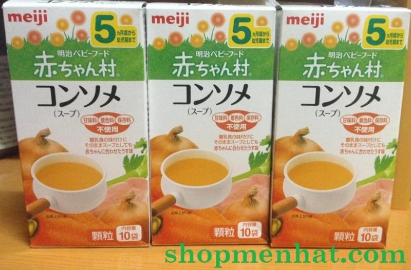 Cửa hàng bán đồ ăn dặm Nhật cho bé -Shop Mẹ Nhật