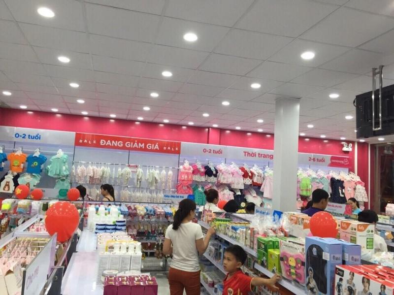 Shop quần áo trẻ em Tp HCM -Con Cưng shop