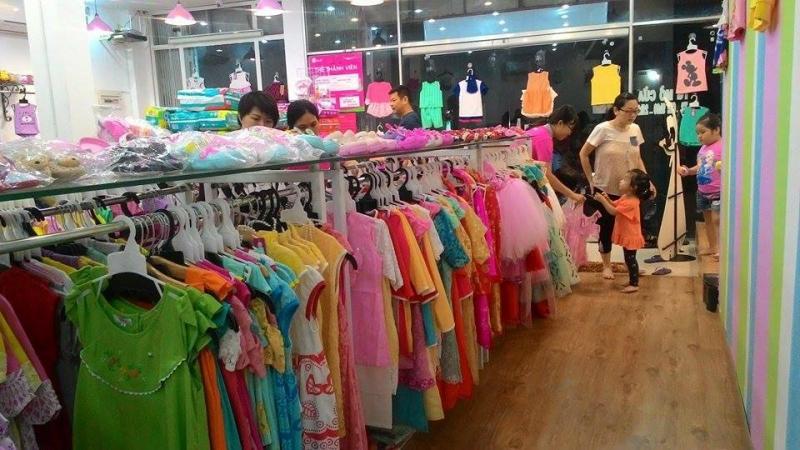 Shop quần áo trẻ em Tp HCM -Babi
