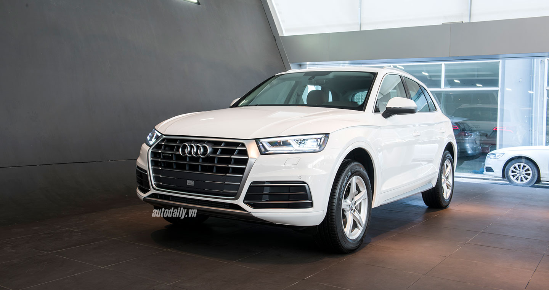 Xe ô tô giá dưới 2 tỷ 2018 -Audi Q5 2017 – giá từ 2 – 2,5 tỷ đồng