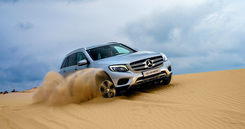 Xe ô tô giá dưới 2 tỷ 2018 -Mercedes GLC – giá từ 1,88 – 2,15 tỷ đồng