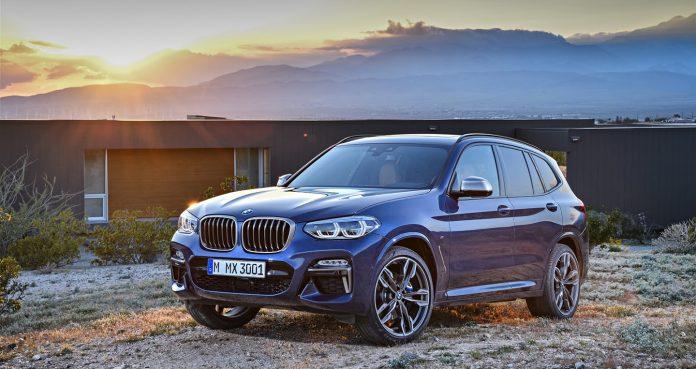 Xe ô tô giá dưới 2 tỷ 2018 -BMW X3 – 2,1 tỷ đồng