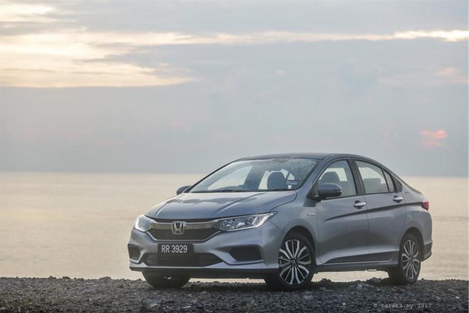 Xe Ô tô giá dưới 500 triệu 2018 -Honda City