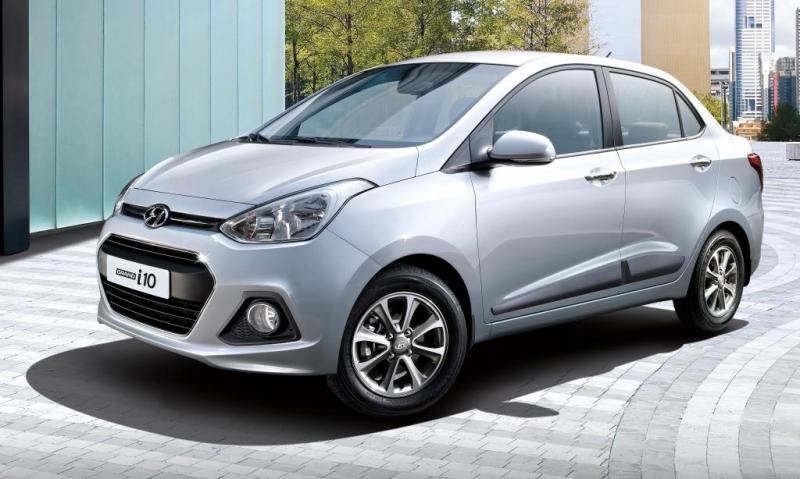 Xe ô tô giá rẻ dưới 400 triệu -Hyundai Grand i10