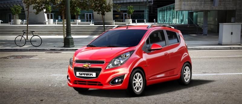 Xe ô tô giá rẻ dưới 400 triệu -Chevrolet Spark Zest