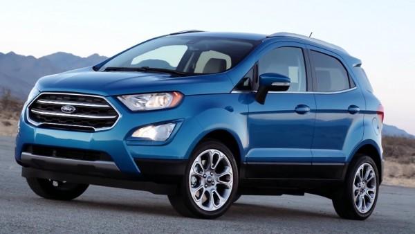 Xe ô tô 5 chỗ dưới 700 triệu -Ford Ecosport 2017