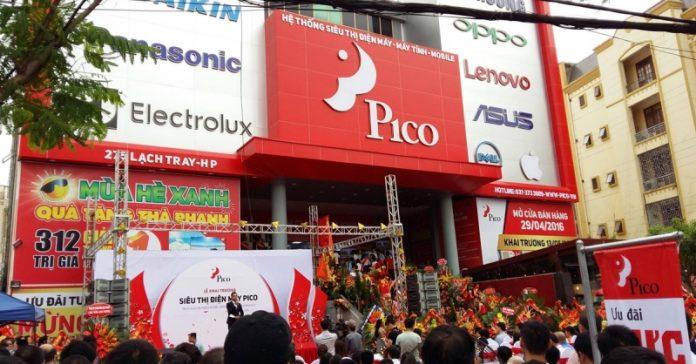 Siêu thị điện máy lớn nhất Hải Phòng -Siêu thị PICO