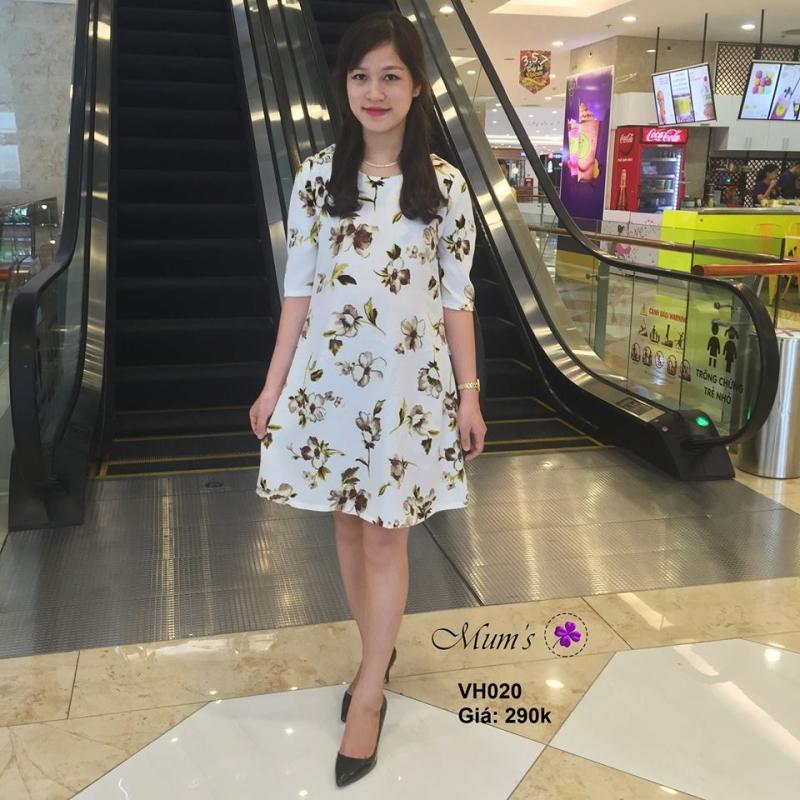 Shop bán đầm bầu công sở Đà Nẵng -Mums shop