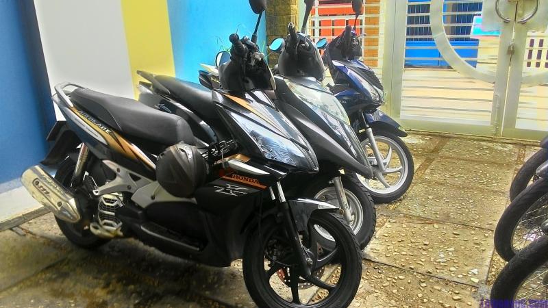 Dịch vụ cho thuê xe máy Hà Nội -Công ty CPTM & DV Ánh Phát