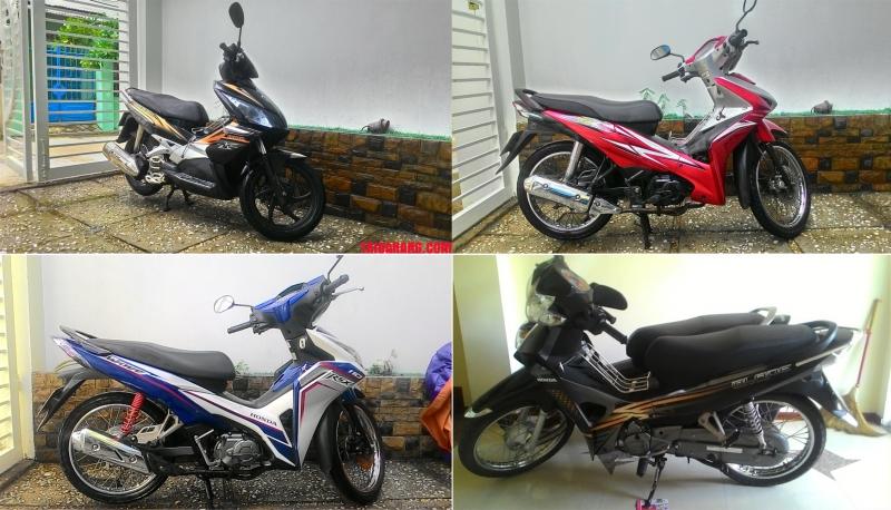 Dịch vụ cho thuê xe máy Hà Nội -Công ty Bách Long Gia