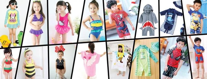 Shop bán đồ bơi trẻ em Tp. HCM -KK baby shop