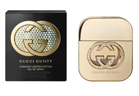 Danh gia nuoc hoa Gucci nu GUCCI Guilty Diamond Limited Edition Eau De Toilette